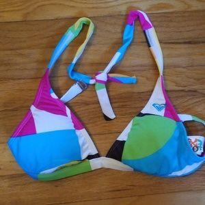 NWOT roxy swim top